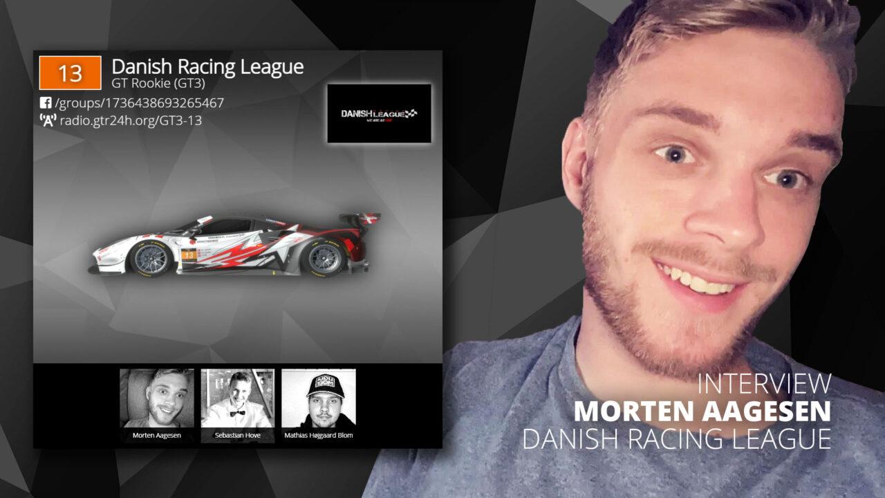 Podcast: Interview: Danish Racing League, Morten Aagesen