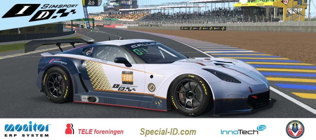ID Simsport Enters Three Cars for EEWC 2019 with Koenigsegg Supplier