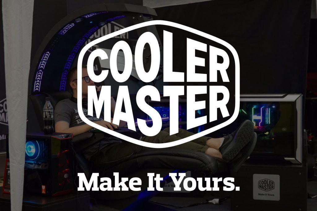 Cooler Master back for EEWC 2019