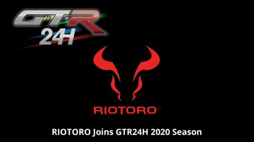Riotoro joins GTR24h 2020 Season