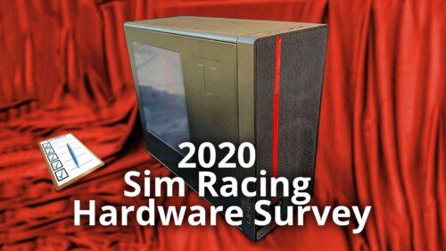 2020 Sim Racing Hardware Survey