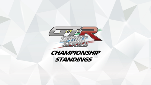 GTR24H Sprint Series Standings