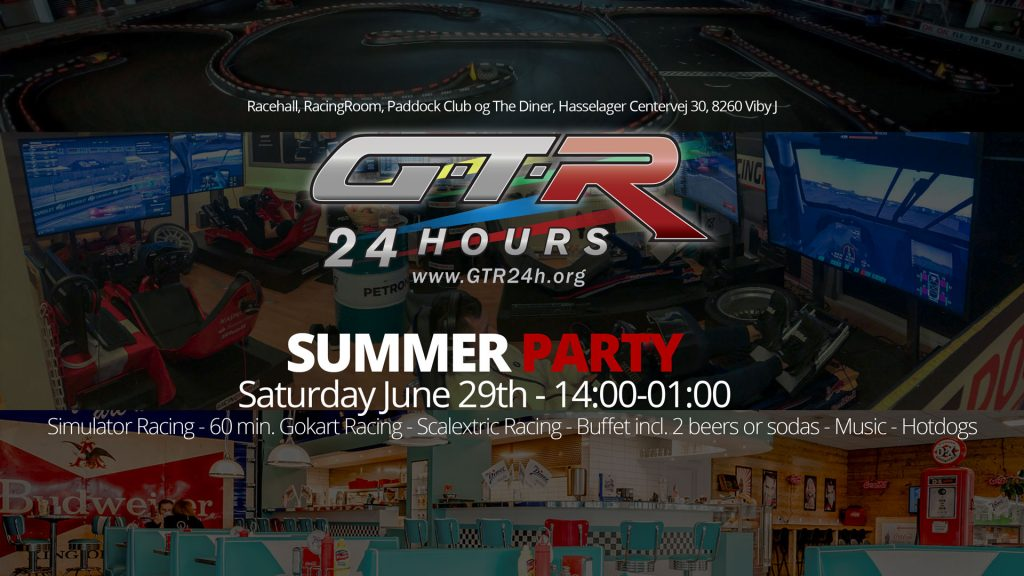 GTR24h - EEWC - Home of the Endurance eRacing World Championship
