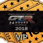 SOLD OUT - 40 teams are now registered for the Endurance eRacing World Championship 2018